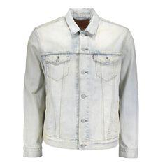 Levi's trucker jacket, Blue Light