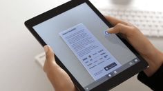 Turn Your iPad Into a Scanner