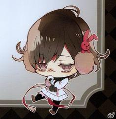 Azusa Mukami【Diabolik Lovers】
