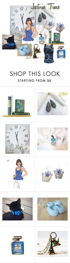 """Just in Time"" by inspiredbyten ❤ liked on Polyvore featuring Chanel"