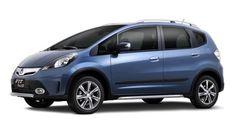 SALÃO DO AUTOMÓVEL: Honda apresenta o Fit Twist, mais um aventureiro