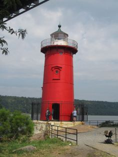 Jeffrey's Hook Lighthouse, Manhattan