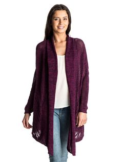 Was $59.50, NOW $23.80! SHIPS FREE! Roxy™ Take Stock Cardigan XS-L Save $35: http://ebay.to/2hnbOvo #ad