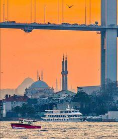 Hagia Sophia, Istanbul Turkey, Taj Mahal, Fairy Tales, Beautiful Places, City, Building, Travel, Instagram