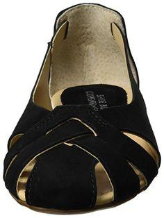 Shoe Biz Damen Sandal Flat Geschlossene Keilabsatz: Amazon.de: Schuhe & Handtaschen