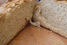 Pan de salvado de avena