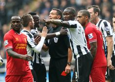Player Ratings: Newcastle United 2-2 Liverpool.