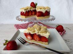 Erdbeerstreuselkuchen, ein tolles Rezept aus der Kategorie Kuchen. Bewertungen: 222. Durchschnitt: Ø 4,6.