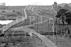 Mauererstreifen Blankenfelde/Lübars, 6.6.1990