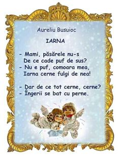 Iarna poezie copii Math For Kids, Activities For Kids, Christmas Messages, English Activities, School Games, Worksheets For Kids, Kids Education, Science And Nature, Nursery Rhymes