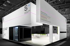 Enlarge picture Exhibition Booth Design, Exhibition Stands, Exhibit Design, Exhibition Space, Expo Stand, Exhibitions, Barber, Interior, Modern