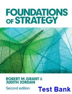 Foundations of financial management 16th edition test bank block foundations of strategy 2nd edition grant test bank test bank solutions manual exam fandeluxe Gallery