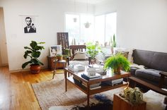 Genevieve & Ashley's Lush Shared Sanctuary