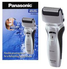 Panasonic Wet/Dry Washable Rechargeable Shaver ESRW30s
