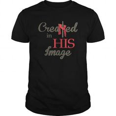 Created In His Image Great Gift For Any Faithful Fan T Shirts, Hoodies. Get it here ==► https://www.sunfrog.com/Faith/Created-In-His-Image-Great-Gift-For-Any-Faithful-Fan-Black-Guys.html?57074 $19