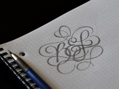 B_l_monogram - want to do a M for my kids.