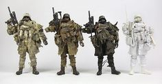 "TOYSREVIL: 3A Toys News"" WWRp Grunts / TKLUB 3 EDO Set / Pepp..."
