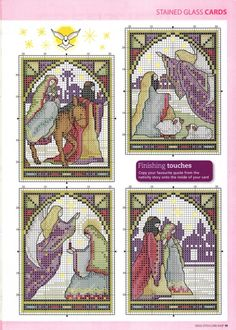 Gallery.ru / Фото #11 - Cross Stitch Card Shop 68 - WhiteAngel