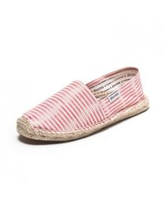 Ikat - Coral Natural Espadrilles for Women from Soludos - Soludos Espadrilles