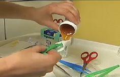 Les enveloppes de miel : éliminent la toux forte et le mucus des poumons en une seule nuit! (Particulièrement efficace pour les enfants)