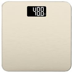 Smart Weigh 400lb / 180kg Electronic Bathroom Scale with Tempered Glass Balance Platform and Advanced Step-On Technology, Digital Weight Scale has Large Easy Read Backlit LCD Display -- See this great product.