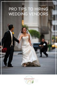 Hiring your wedding vendors can take a while. It can also be confusing, frustrating and overwhelming.  Because it's not just one vendor you're hiring, but five, ten or fifteen even!  So how do you make hiring your wedding vendors more efficient?  Click to find out from the wedding planning pros at Passport to Joy. #weddingplanning #weddingvendors #weddingtips Free Wedding, Budget Wedding, Plan Your Wedding, Wedding Tips, Wedding Vendors, Wedding Events, Wedding Planner, Wedding Planning Websites, Casual Wedding
