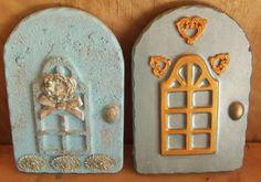 Fairy doors for garden