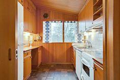 Glass house, Bruno Mathsson (1954). Lerum near Göteborg, Sweden.