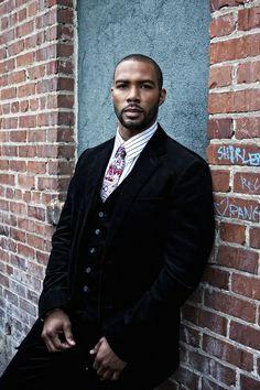 Omari Hardwick as Samuel Sterling. Self-made, African American multi-millionaire. Friend of Ty. Good man.