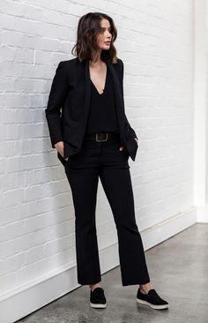 Las 20 veces que la mejor opción fue ponerte un pantalón negro normal