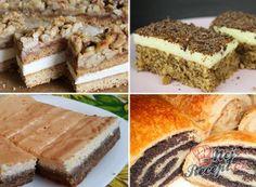 14 nejlepších receptů na jablkové koláče, na kterých si určitě pochutnáte | NejRecept.cz Appetizer Recipes, Appetizers, Tiramisu, Banana Bread, Ethnic Recipes, Food, Hampers, Starter Recipes, Appetizer