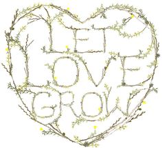 Let Love Grow by Jessica Keintz