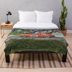 Promote | Redbubble Tesla Electric Car, Ford Gt, Comforters, Blanket, Bed, Furniture, Home Decor, Printed, Awesome