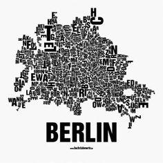 Berlin in words
