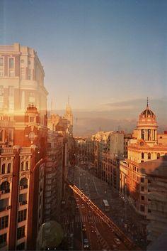 Madrid. Virginia de Diego
