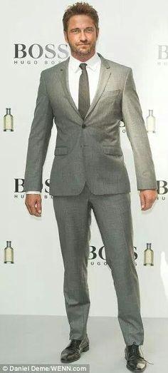 Gerard Butler ~ gorgeous
