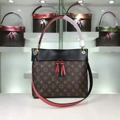 New for Spring 17 Louis Vuitton Tuileries Besace Bag M43159