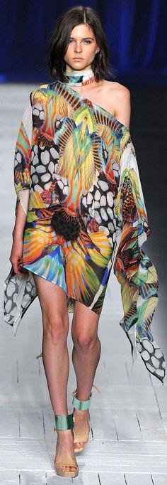 Just Cavalli Fashion show details