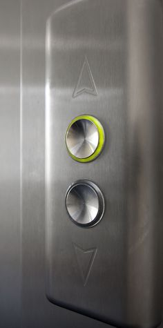 Pushed a lift button for the Queen (yes, really)