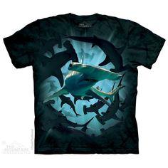 The Mountain Hammerhead Swirl T-Shirt
