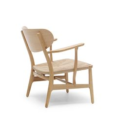 CH22 lounge chair by Hans J. Wegner - Carl Hansen & Søn