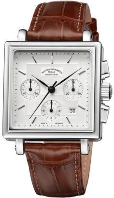 Muhle Glashutte Watch Teutonia II Quadrant Chronograph Watch available to buy online from with free UK delivery. Fine Watches, Sport Watches, Cool Watches, Watches For Men, Men's Watches, Elegant Watches, Beautiful Watches, Mechanical Watch, Automatic Watch