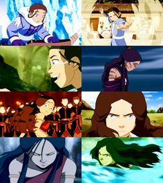 Katara Definitely 2nd favorite character in the series