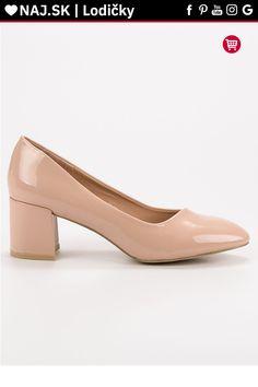 Lakované béžové lodičky Diamantique Kitten Heels, Platform, Shoes, Fashion, Moda, Zapatos, Shoes Outlet, Fashion Styles, Shoe