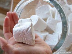 Rezept: Mäusespeck / Marshmallows selber machen