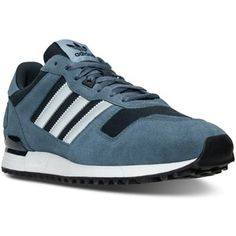 adidas Originals Men s ZX 700 Casual Sneakers from Finish Line - Finish  Line Athletic Shoes - Men - Macy s ec70ab2aa6