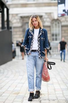 ELLE's LFW S/S 2015 Street Style | Fashion, Trends, Beauty Tips & Celebrity Style Magazine | ELLE UK