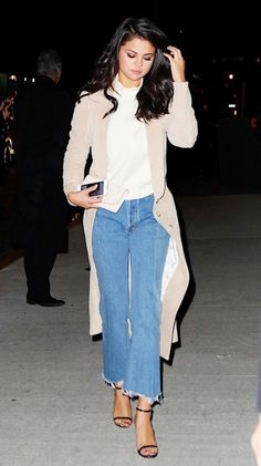 raw hem jeans | raw edge | denim | trend | style | fashion | DIY | fringe hem | selena gomez | get the look | upgrade your wardrobe