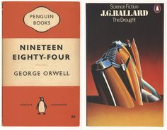 LOVE the look of the old Penguin classics