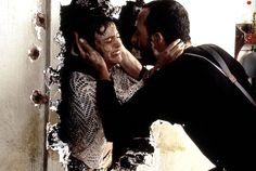Mathilda (Natalie Portman) y Léon (Jean Reno)